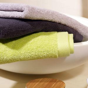 Grace, Handtuch, apfelgrün, silber, dunkelgrau, marine, weiß, hellblau, orange, absolut