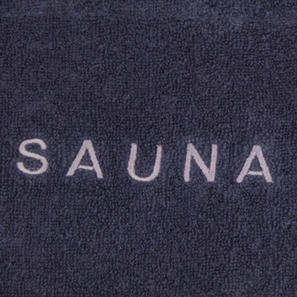 Sauna Liegetuch